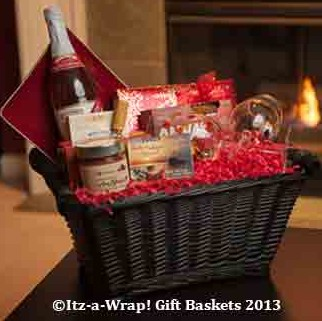 Basket Blog The Adventures Of Itz A Wrap Gift Baskets